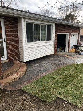 Front Porch Patio